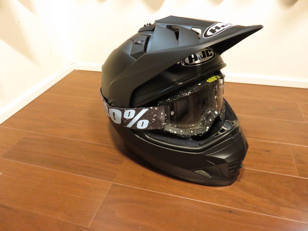 HJCのヘルメット