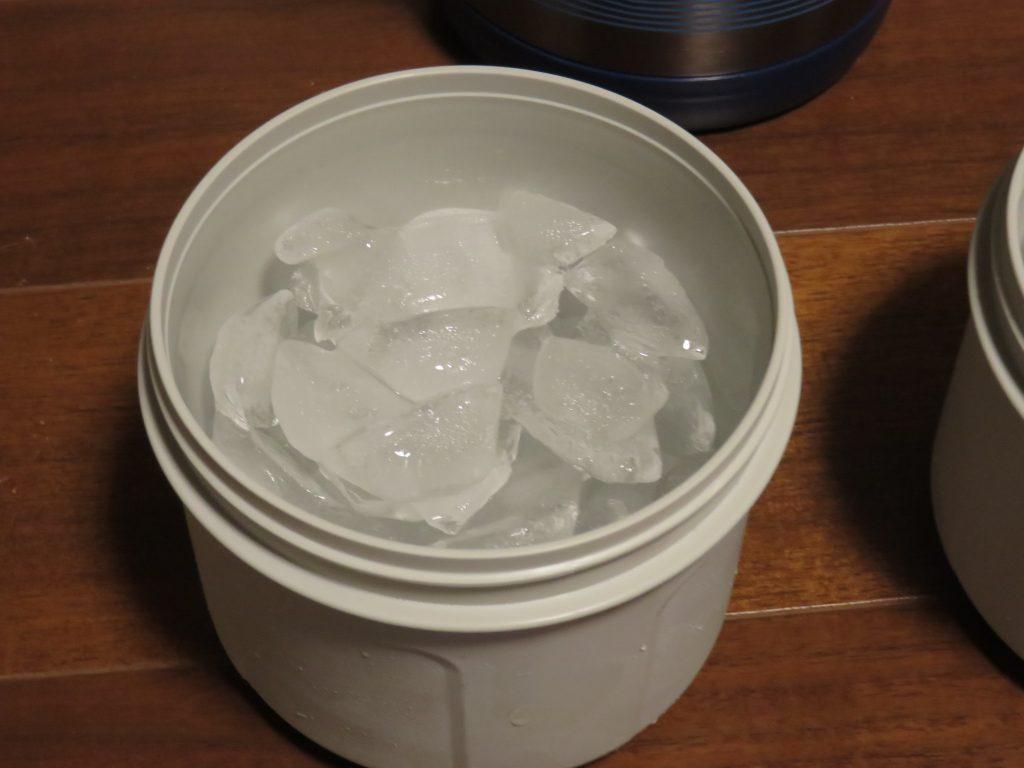 サーモス アイスコンテナ